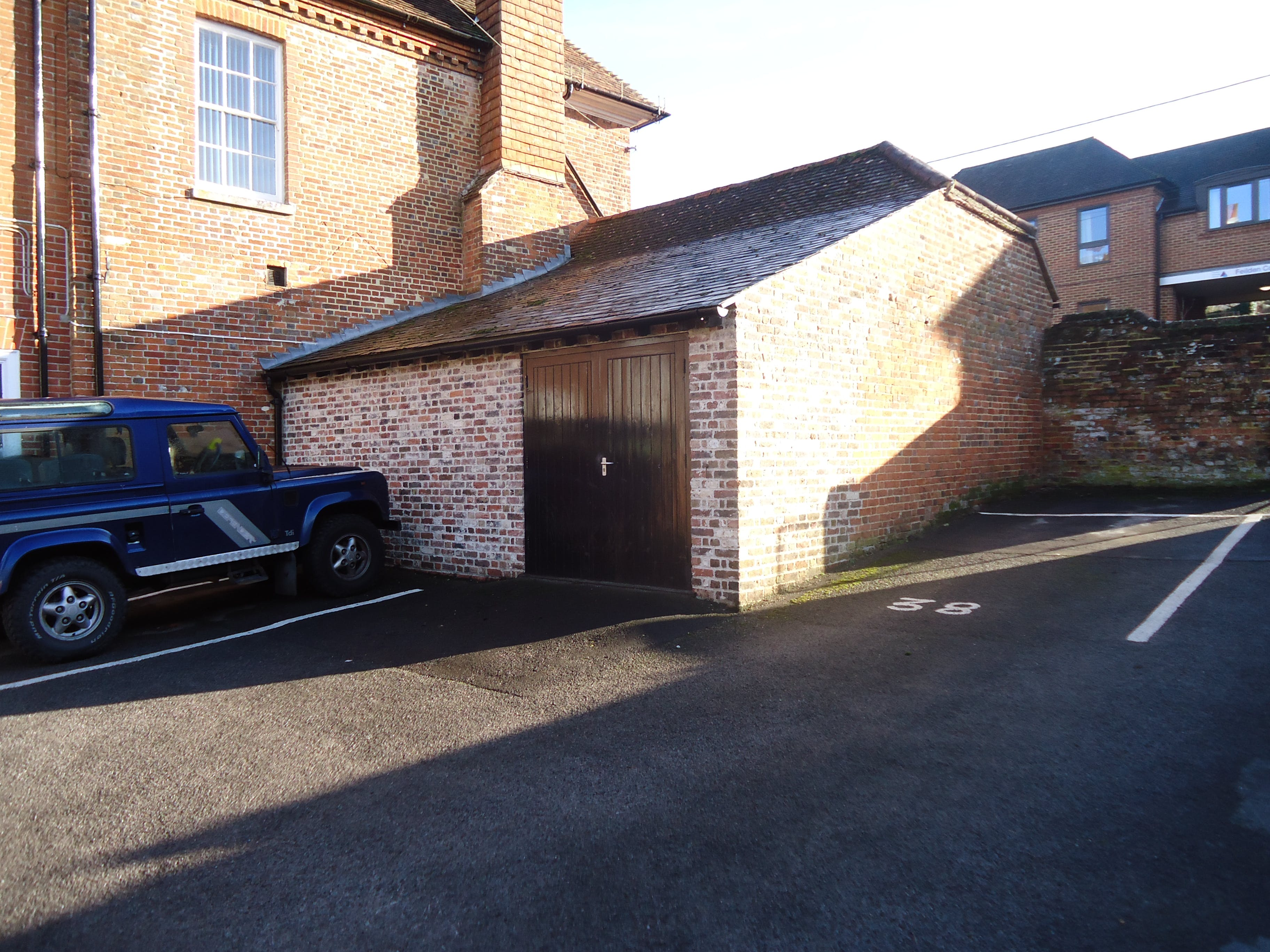 24 Swan Street Kingsclere, 24 Swan Street, Newbury, Development (Land & Buildings) / Investments / Offices For Sale - DSC00007.JPG