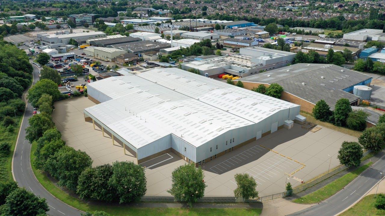 LW107, Unit 5 Lodge Way, Northampton, Distribution Warehouse To Let - Lodge Farm