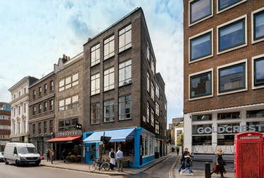 64 Dean Street, London, Office To Let - 64 Deans Street Front┬®JSP_LowRes.jpg - More details and enquiries about this property