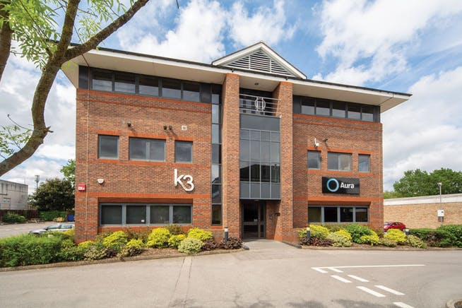 Unit 5 Meridian Office Park, Hook, Offices To Let - Image 3