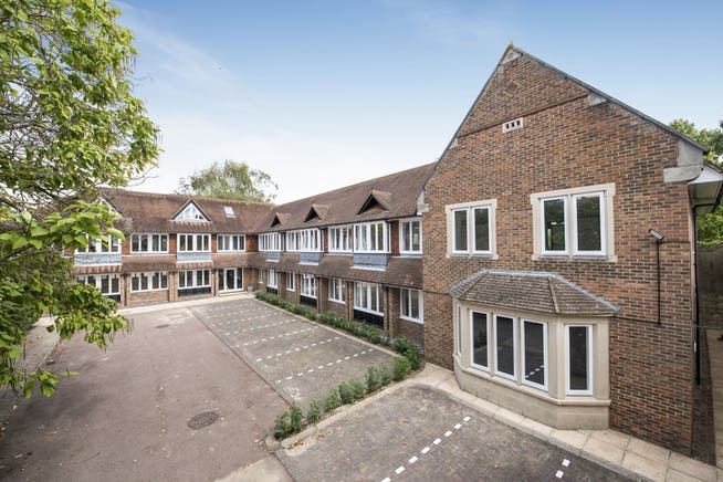 Suite 4 Masters Court, Church Road, Thame, Office To Let - FRONT 1.jpg