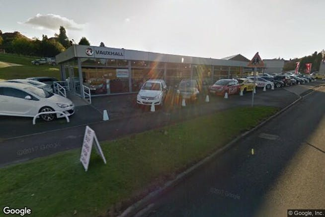 Car Dealership / Redevelopment Opportunity, Walton On The Hill, Stafford, Land For Sale - Image from Google Street View - 2573