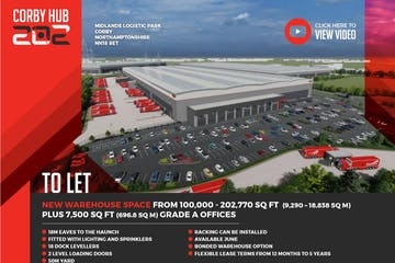 Corby Hub 202, Midlands Logistics Park, Corby, Distribution Warehouse To Let - europa.JPG