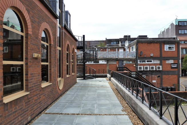40-42 High Street, Maidenhead, Retail / Offices / Investment / Investment For Sale - Roof Terrace.jpg