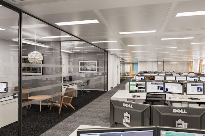 10 New Burlington Street, London, Office To Let - Open plan.PNG