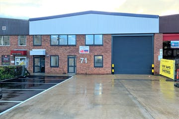 Unit 71 Capitol Industrial Park, Colindale, Industrial To Let - IMG_4401.JPG