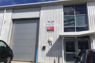 Unit 14, Partnership Park, Portsmouth, Industrial To Let - 1.JPG