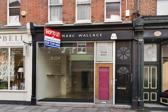 261 New Kings Road, Fulham, Retail To Let - 261 new kings rd-3 low.jpg