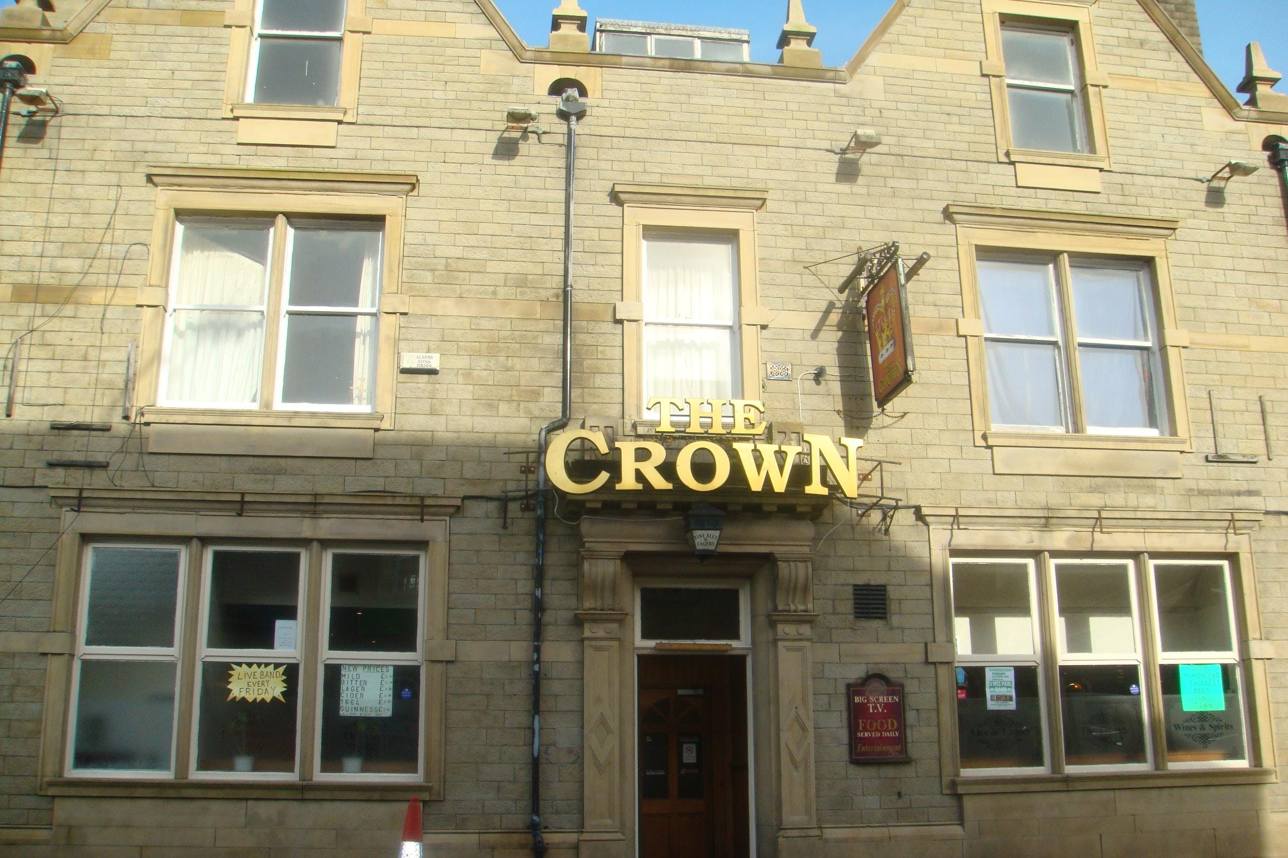 The Crown Hotel, Bacup Road, Rawtenstall, Leisure For Sale - DSC02303.JPG