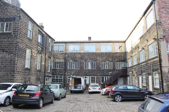 Globe Works, Sheffield, Offices To Let - Courtyard