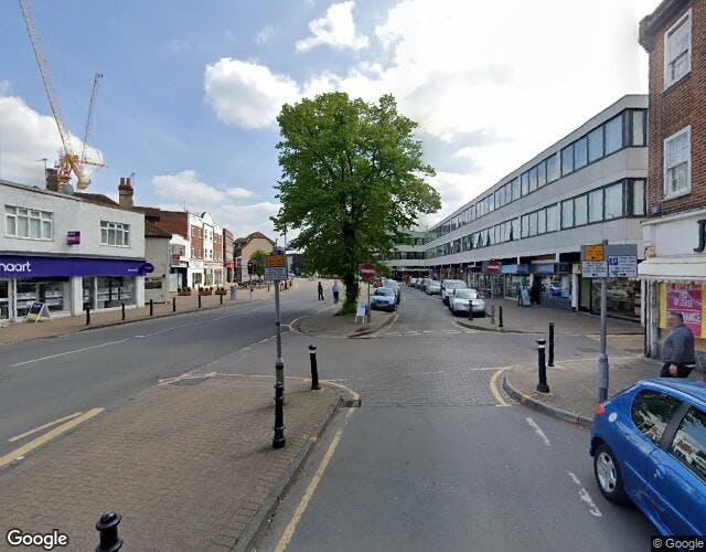 18 Church Road, Ashford, Office / Retail To Let - Street View