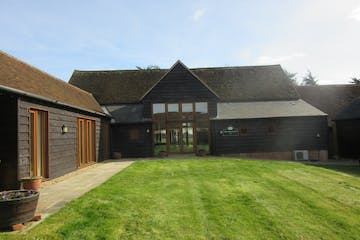 The Mill Barn, Bartletts Court, Maidenhead, Offices To Let - The Mill Barn External.JPG