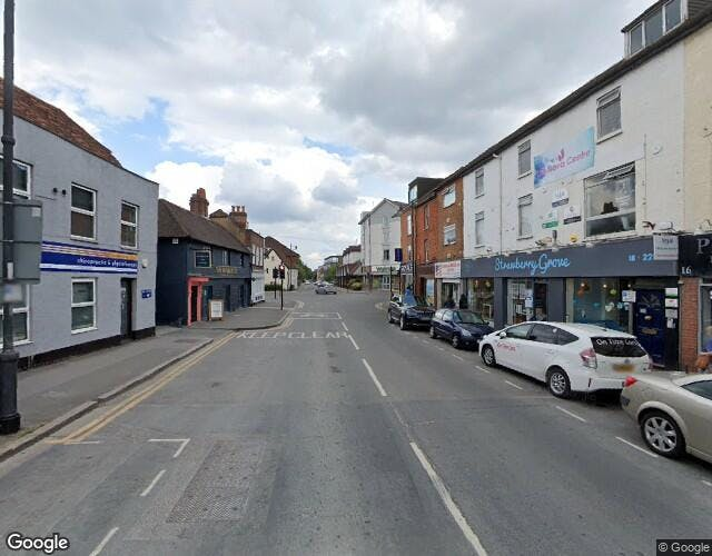 10 Bridge Street, Maidenhead, Retail / Offices / Investment For Sale - Street View