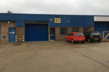 Unit 21 St Georges Industrial Estate, Camberley, Warehouse & Industrial To Let - IMG_0333.JPG