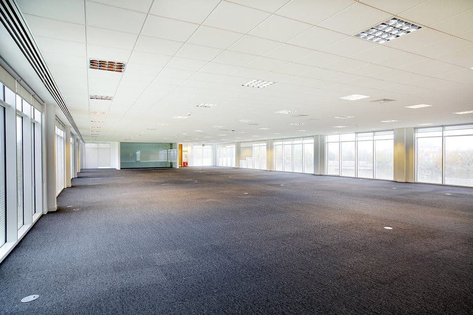 Building 1, The Meadows, Meadows Buisness Park, Camberley, Offices To Let - Building 1 Interior.jpg