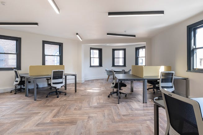 Reef House, Plantation Wharf, London, Offices To Let - Internal (1)