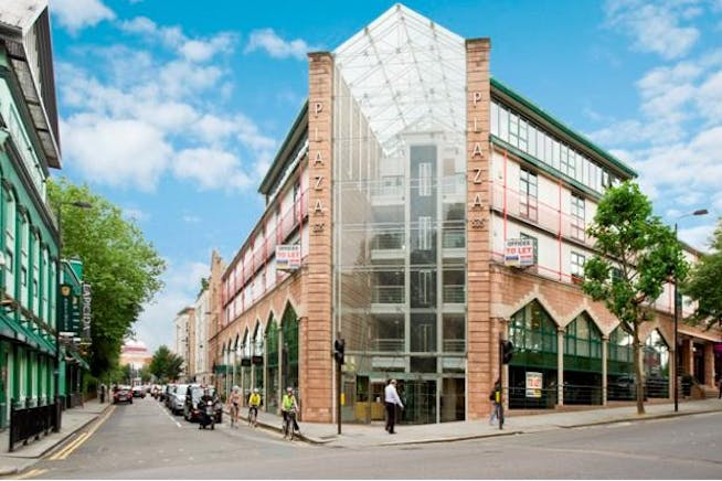 The Plaza - Unit 3. 23, 535 Kings Road, London, Sw10, Office To Let - 2.jpg