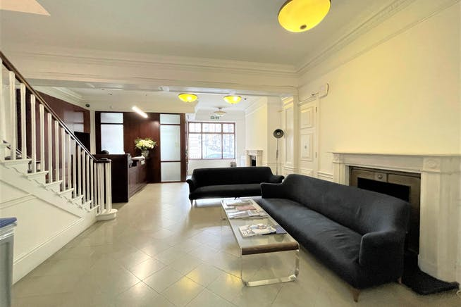 22 King Street, London, Offices To Let - Reception
