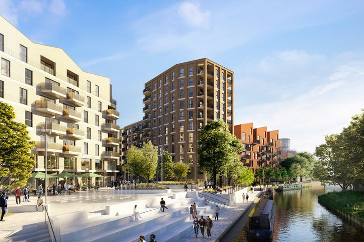 Units 1-5 Huntley Wharf, Reading, D1 / D2 / Leisure / Retail To Let - Riverside Square Units 3 & 4