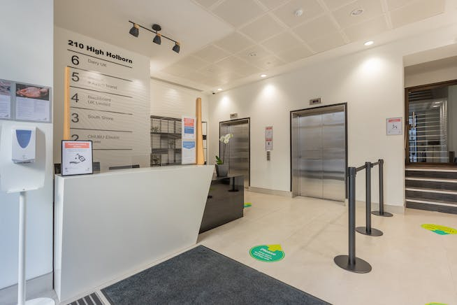 210 High Holborn, London, Offices To Let - High Holborn 210F5  13 of 16.jpg