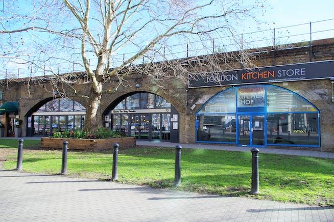 Arch 71 Albert Embankment, London, Offices / Retail / Leisure To Let - IMGP4416.JPG