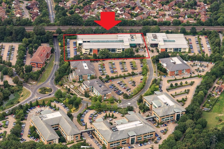 Form 1, Bartley Wood Business Park, Hook, Offices To Let - pic