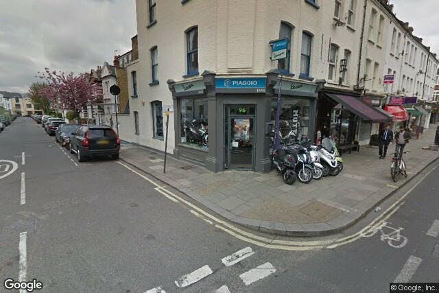 96 New Kings Road, Fulham,  Sw6, Retail To Let - Image from Google Street View - 36