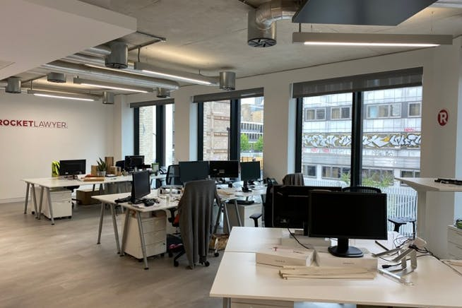 2 Leonard Circus, London, Offices To Let - Internal (4)