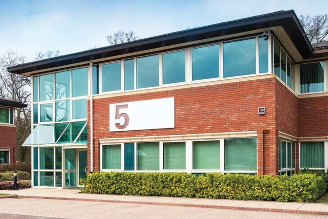 5 Lindenwood, Chineham Park, Basingstoke, Office To Let - Lindenwood5.jpg