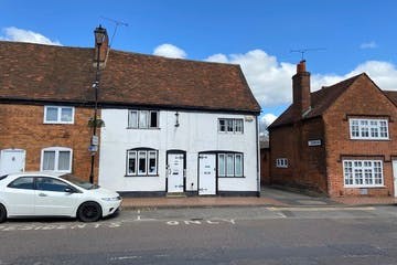 44/44A Rose Street, Wokingham, Development / Investment / Residential / Retail For Sale - Front Elevation