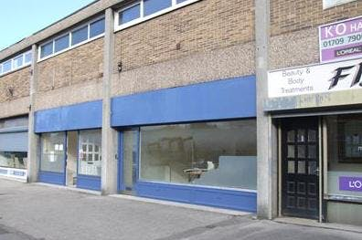 6 & 8 Tickhill Road, Maltby, Retail To Let - Photo