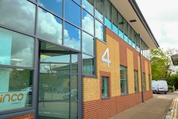 Building 4 Genesis Business Park, Woking, Offices To Let - DSCF3495.jpg