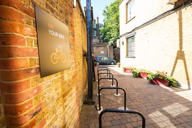Piano House, London, Offices To Let - Bike Racks