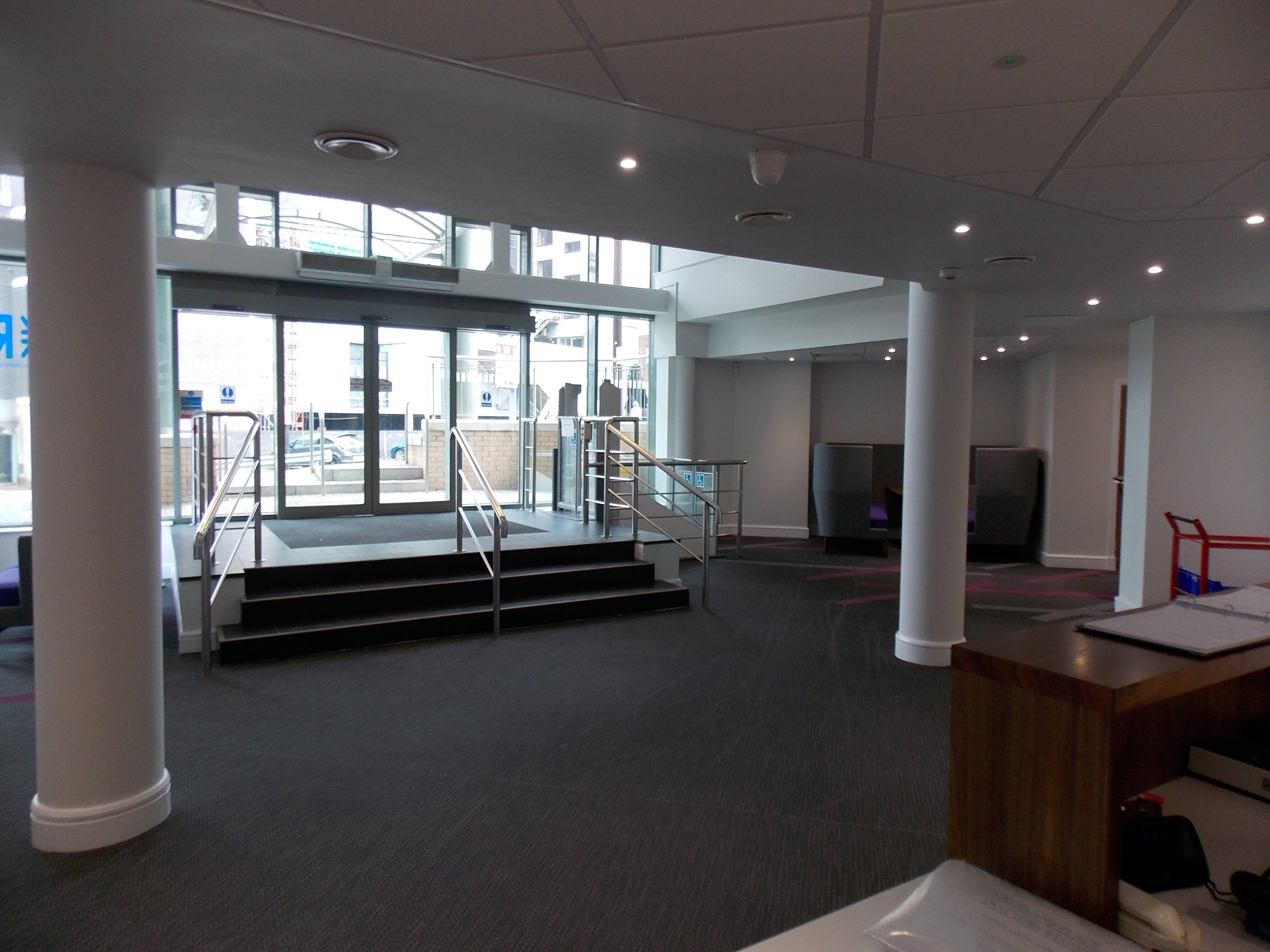 Agora, Cumberland Place, Nottingham, Office To Let - DSCN2640.JPG