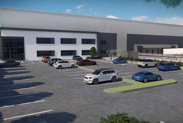 St Modwen Park Gatwick, Copthorne Lane, Copthorne, Industrial To Let - CGI 1.png - More details and enquiries about this property