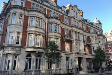 8 De Walden Court, 85 New Cavendish Street, London, Office To Let - Street view - More details and enquiries about this property