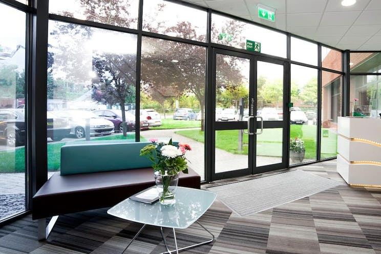 Sentinel House, Fleet, Offices To Let - Reception