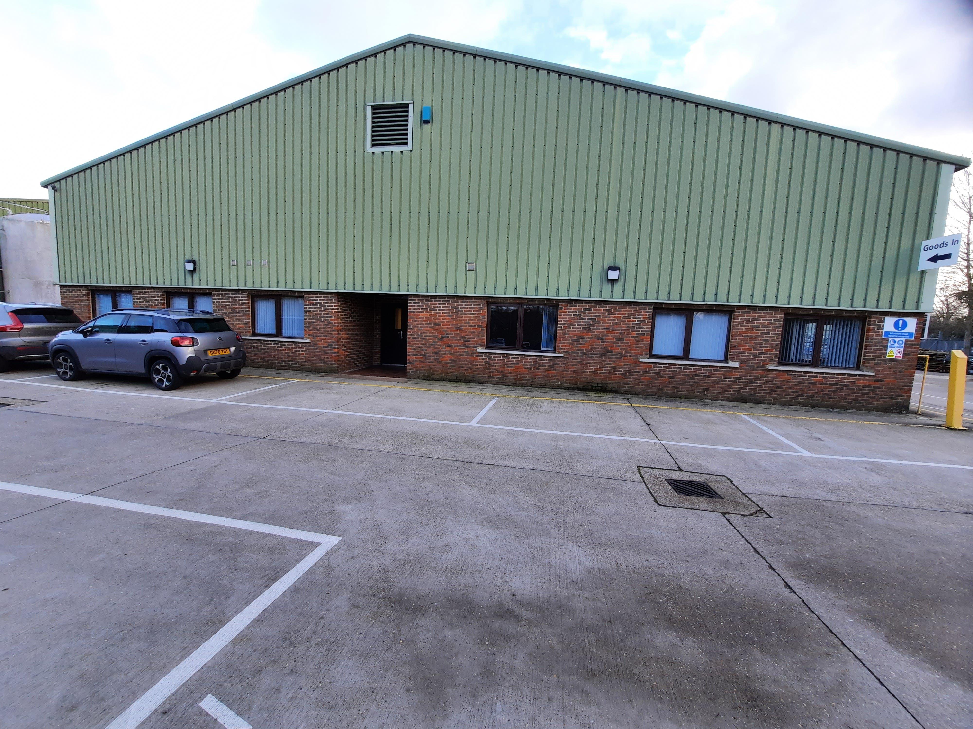 Conway House, Unit 11 Wheelbarrow Park, Marden, Office To Let - 20210121_104001.jpg