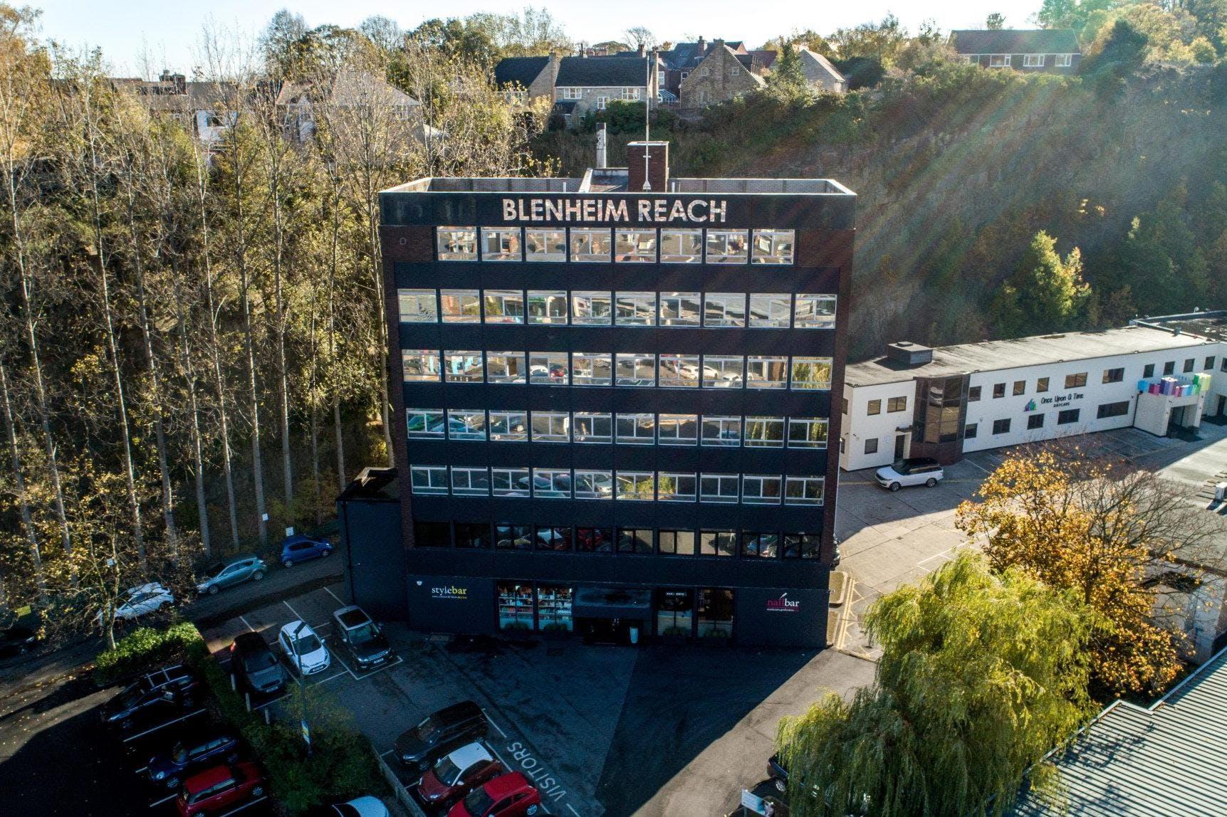 Blenheim Reach, 861 Ecclesall Road, Sheffield, Offices To Let - DJI_0005.jpg