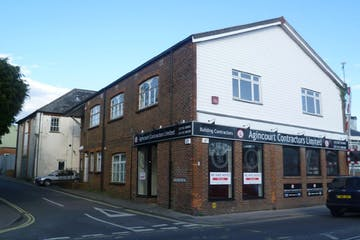 Unit 1 & 1a Penns Road, Petersfield, Office To Let - 1 1a Penns Road Copy.JPG