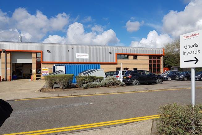 Fairwood Industrial Estate, Leacon Road, Ashford, Warehouse / Industrial To Let - 20190404_105345.jpg