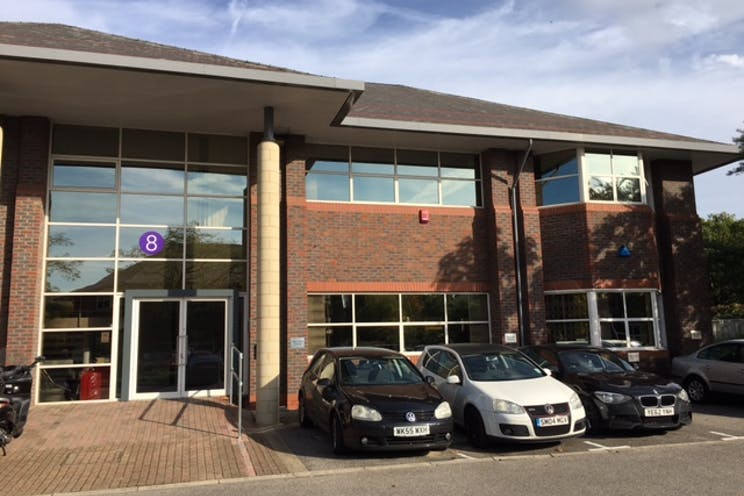 1st Floor - Unit 8 Woking 8, Forsyth Road, Woking, Offices To Let - Unit 8 Woking 8.JPG