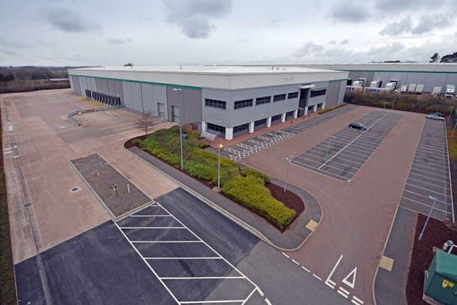 Dc2 Prologis Park Stafford, Stafford, Distribution Warehouse To Let - stafford 9.JPG