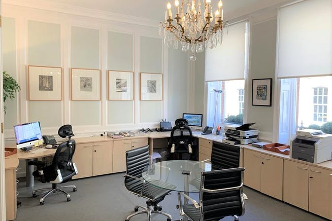17 Clifford Street, London, Offices To Let - Internal (4)