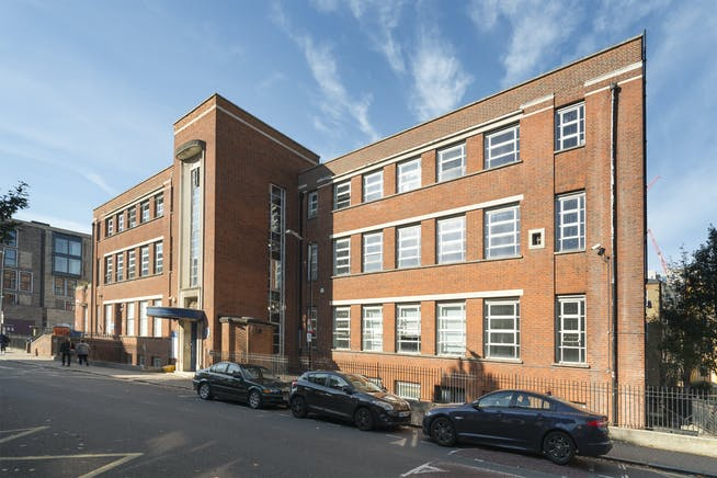 Larcom House, London, Offices To Let - External (1)