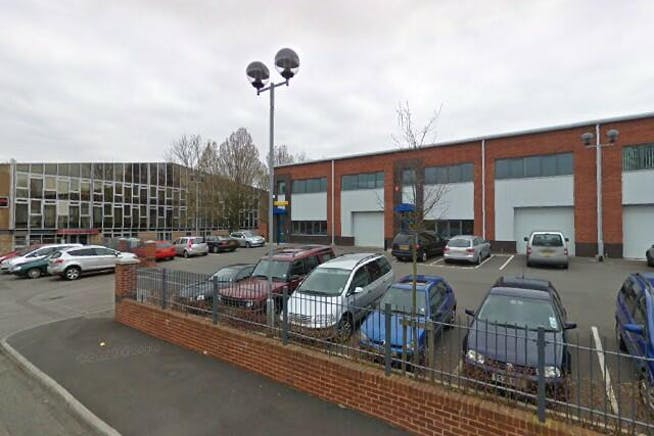 Unit 6, Winchester, Warehouse & Industrial To Let - Street View