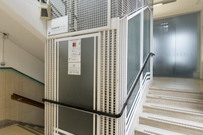 Larcom House, London, Offices To Let - Lift Shaft