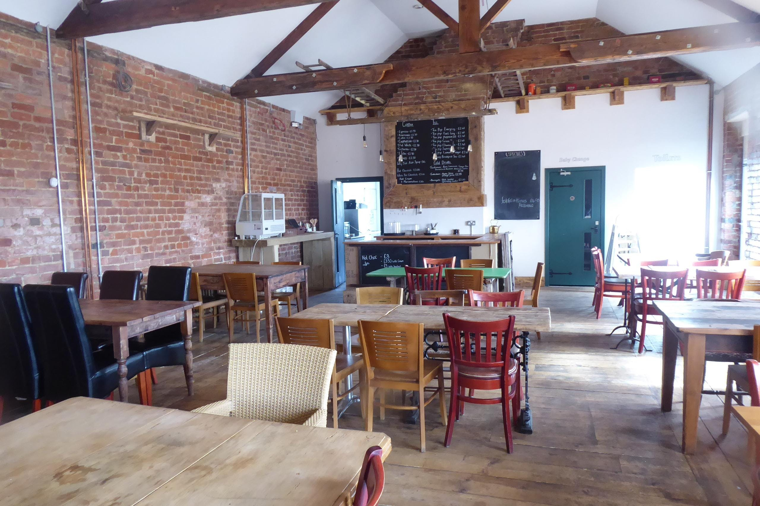 Salvaged Kitchen & Bar/former Crown Inn, Clowne, Restaurant / Development (Land & Buildings) For Sale - P1050049.JPG