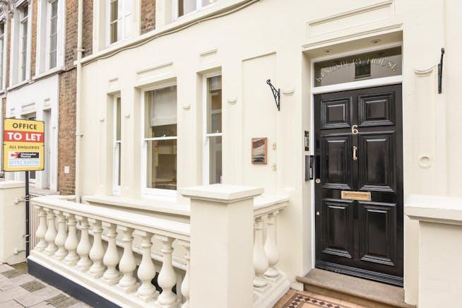 Kingsbury House, Windsor, Office To Let - Kingsbury House Exterior.jpg
