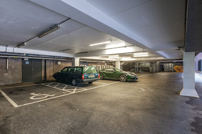 24 Britton Street, London, Offices To Let - Car Park